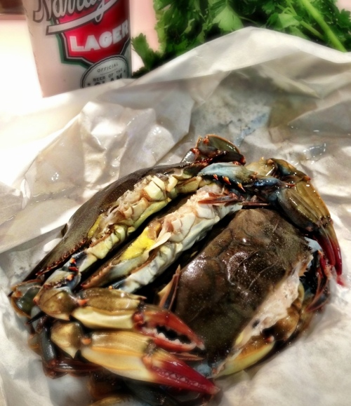 Crab-Paper